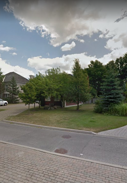 a neighbourhood in thornhill served by Pest Control Exterminator