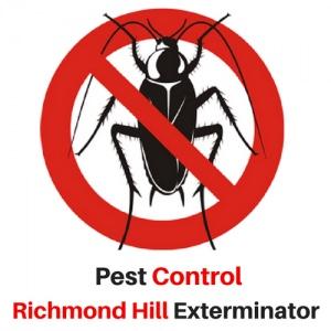 logo for Pest Control Richmond Hill Exterminator